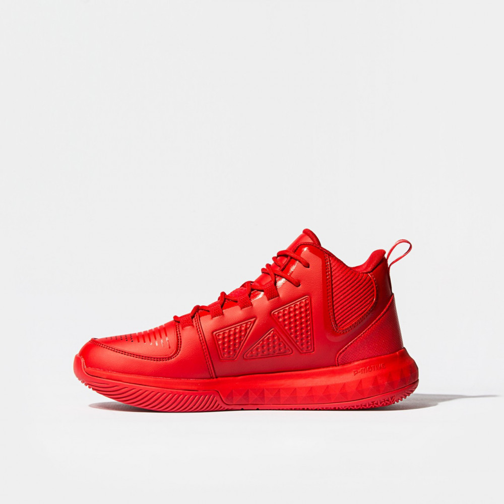 Chaussure dh style Rouge